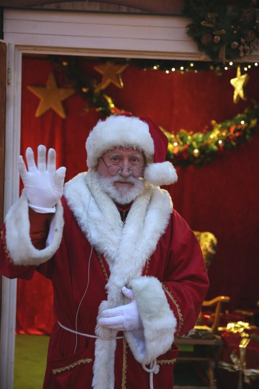 haus vom weihnachtsmann  bremer weihnachtsmarkt