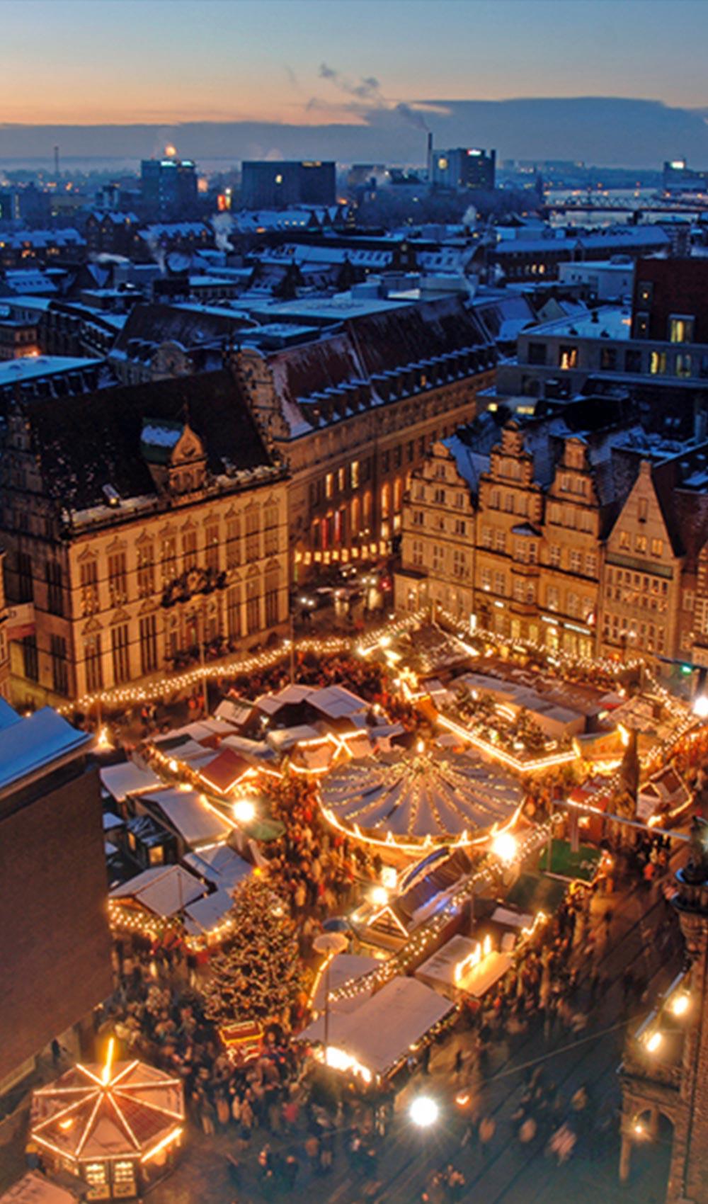 Beginn Weihnachtsmarkt Berlin 2019.Weihnachtsmarkt Bremen Der Schönste Weihnachtsmarkt Im Norden