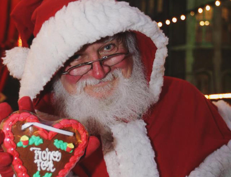 Weihnachtsmann gesucht! – Casting auf dem Bremer Freimarkt