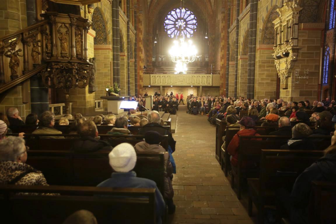 Feierliche Eröffnung im St. Petri Dom